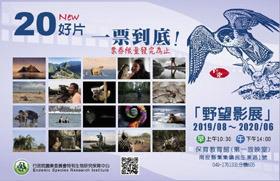 第九屆台灣野望國際自然影展:茱蒂丹契-愛樹成癡、宇宙奇石-呼吸