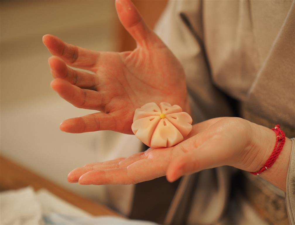 手作日式和菓子體驗