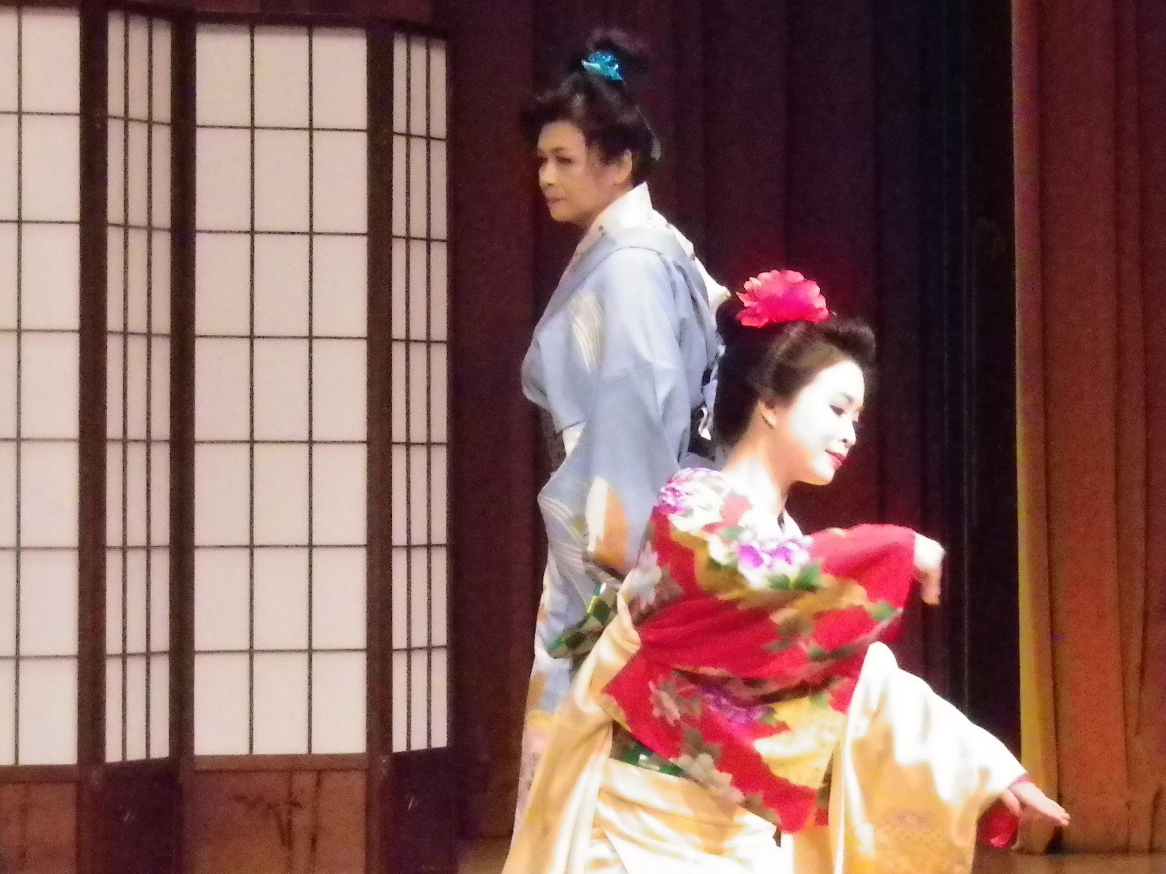 2019日本舞踊 蝶明舞踊團  舞之藝展