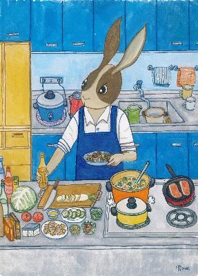 兔子、點點和彩色的心情-李幸潔個展