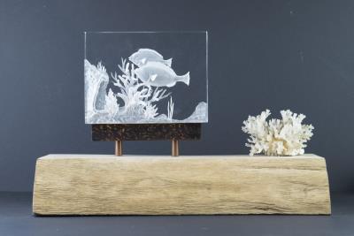 2020王燕琨的晶雕世界創作展