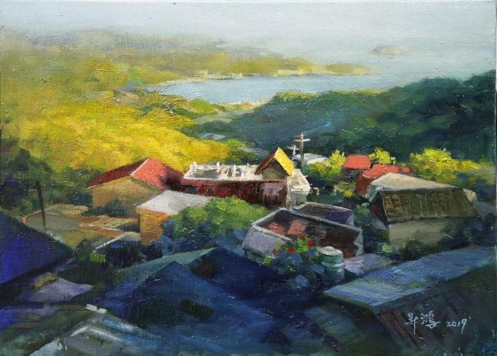 油畫C-楊昇鴻