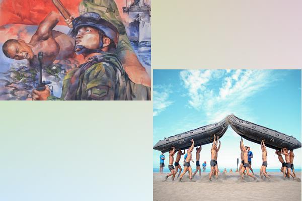 國軍第54屆文藝金像獎暨空軍第34屆藍天美展
